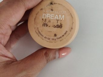 Maybelline Dream Matte Mousse Foundation -My everyday use matte mousse-By apekshap
