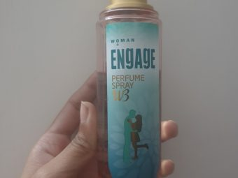 Engage W1 Perfume Spray – For Women pic 2-Reasonable Body spray-By vitika_singh