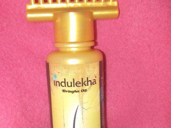 Indulekha Hair Oil -Controls hairfall-By vaishali_0111