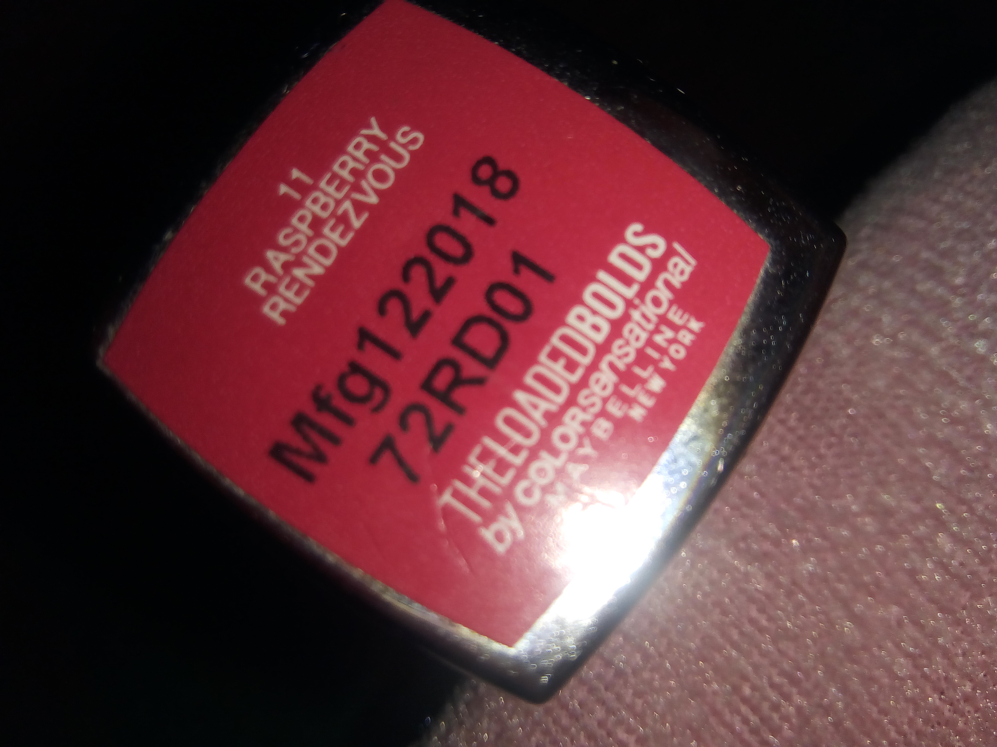 Maybelline Loaded Bolds Lipstick pic 1-Maybelline Loaded Bolds Lipstick-By aflyingsoul