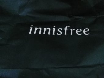 Innisfree My Real Squeeze Mask Tea Tree -The best sheet mask-By mansea