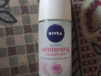 Nivea Whitening Smooth Skin Deodorant Roll On -Worst-By fg