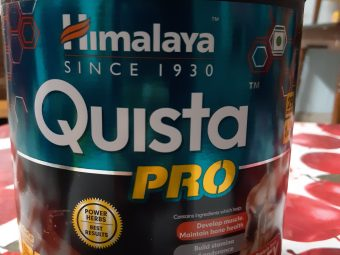 Himalaya Quista Pro Advanced Whey Protein Powder -Quista pro protien-By rishikasahoo