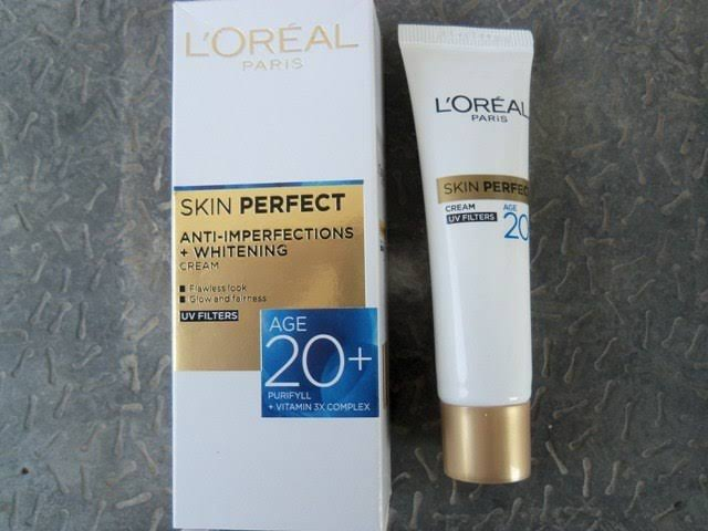 L'Oreal Paris Age 20+ Skin Perfect Cream UV Filters -Good-By pogostylecase