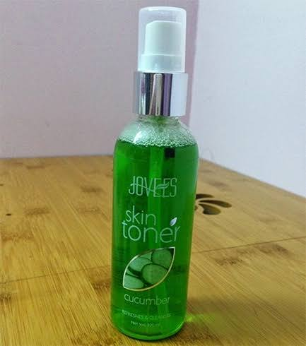 Jovees Cucumber Skin Toner-Okayish-By pogostylecase