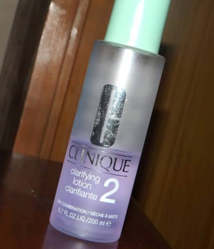 Clinique Clarifying Lotion 2-amazing product-By bushraa