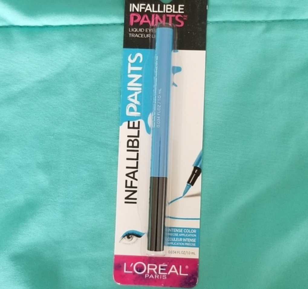 L'Oreal Paris Infallible Paints Eyeliner-onw of the best eyeliner ever used!-By bushraa