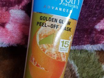 Everyuth Naturals Advanced Golden Glow Peel-off Mask -For instant brightness!-By poonam_kakkar