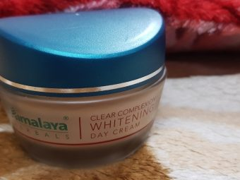 Himalaya Herbals Clear Complexion Whitening Day Cream -Goodness of Nature!-By poonam_kakkar