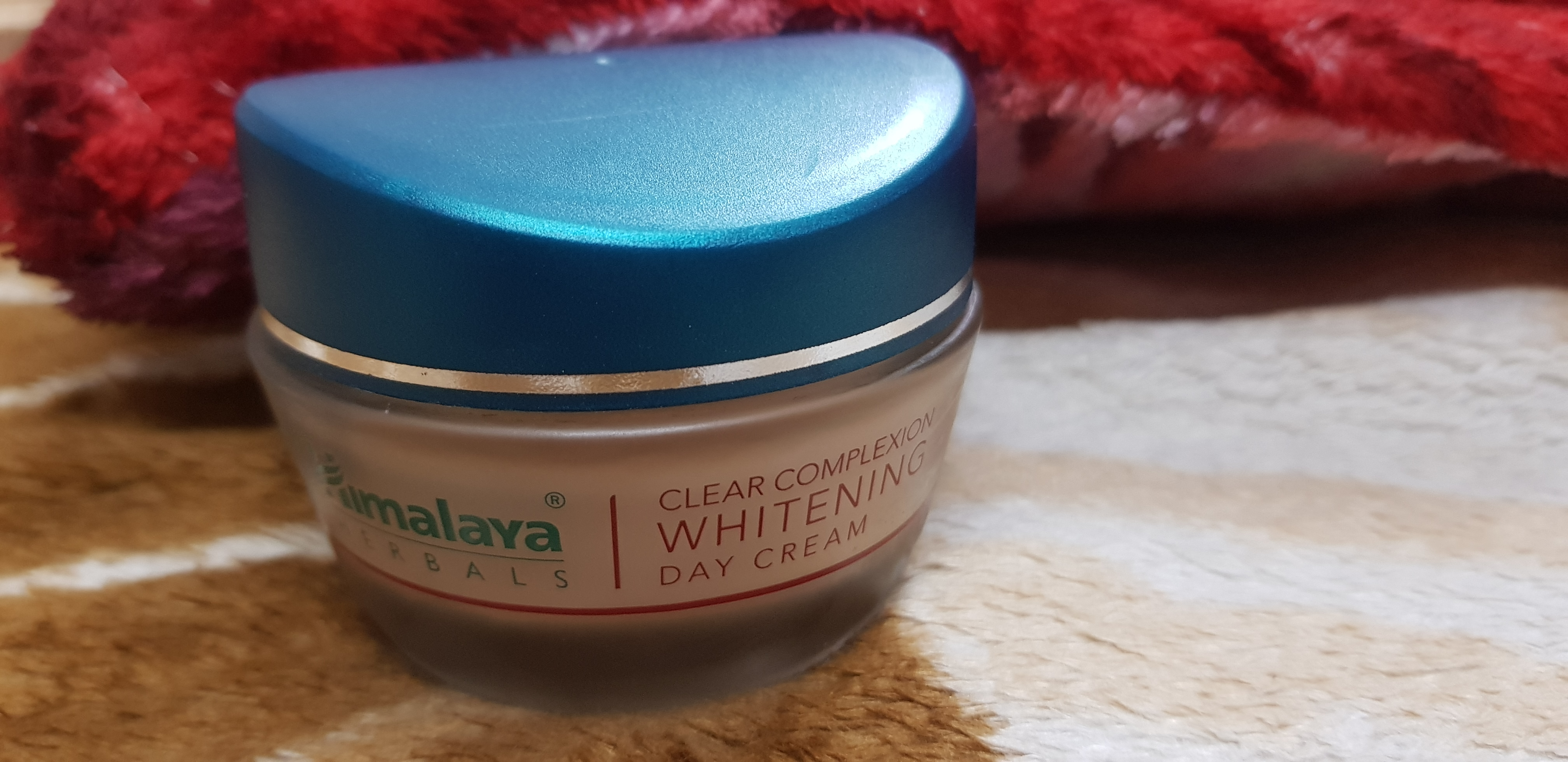 Himalaya Herbals Clear Complexion Whitening Day Cream-Goodness of Nature!-By poonam_kakkar