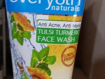 Everyuth Tulsi Turmeric Face Wash -Goodness of Nature!-By poonam_kakkar
