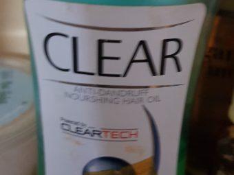 Clear Anti-Dandruff Active Care Nourishing Hair Oil -Makes hair dandruff free after wash!-By poonam_kakkar