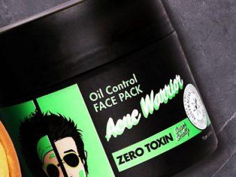 Super Smelly Acne Warrior Oil Control Face Pack -Good-By pragya_sharma47