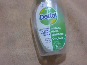 Dettol Instant Hand Sanitizer -Travel friendly Sanitizer-By vanitylove