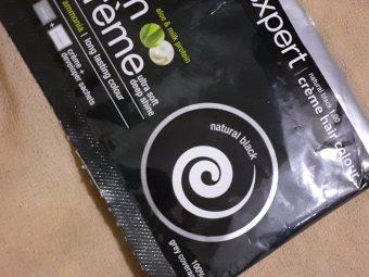 Garnier Black Naturals Oil Enriched Cream Hair Colour -Maintains smoothness-By vanitylove