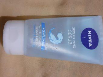 Nivea Skin Refining Scrub -Not for dry skin-By vanitylove