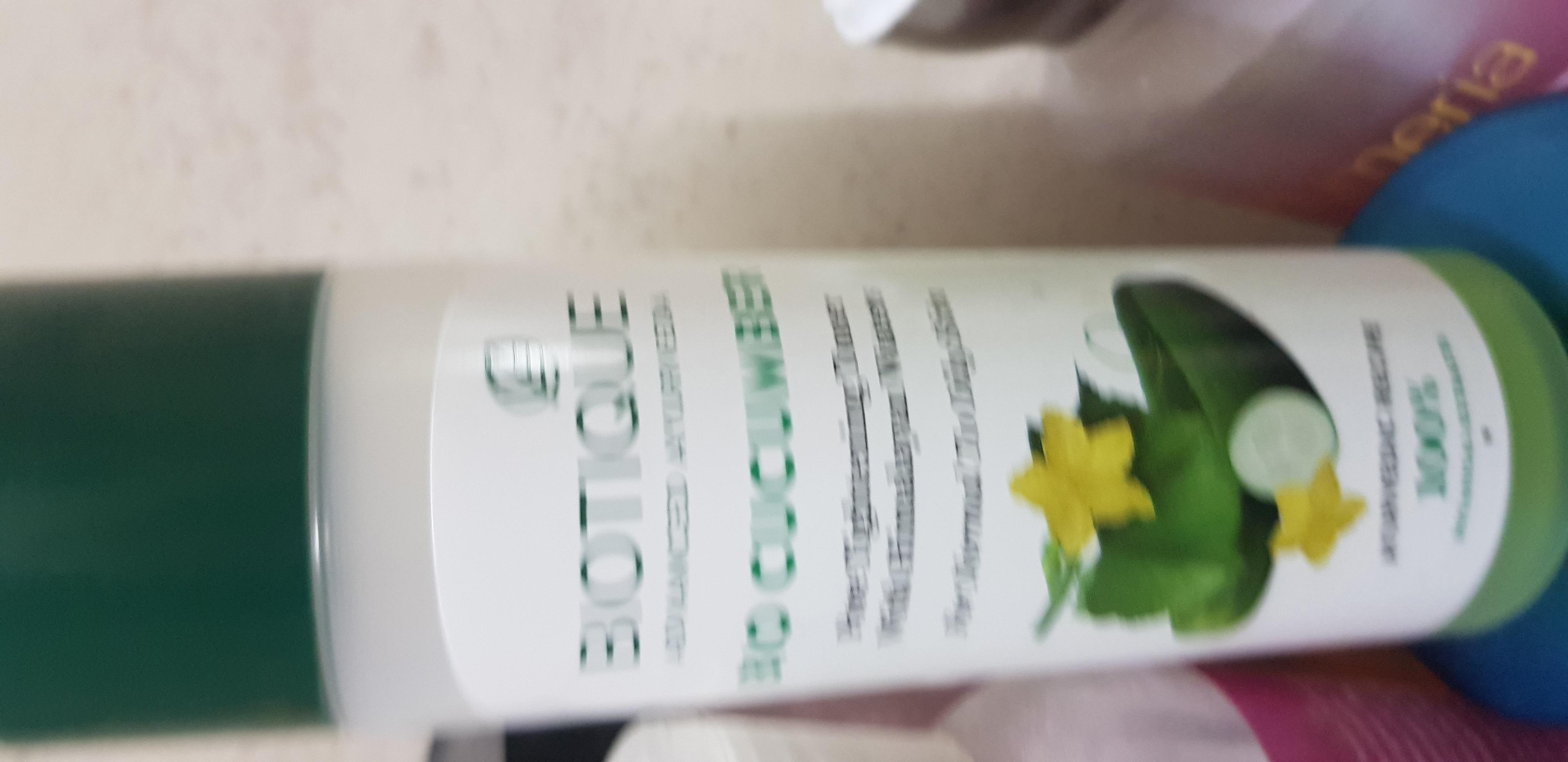 Biotique Bio Cucumber Pore Tightening Toner-Goodness of Cucumber!-By poonam_kakkar
