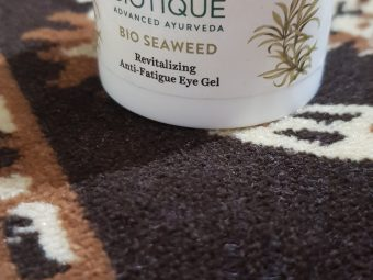 Biotique Bio Seaweed Revitalizing Anti Fatigue Eye Gel -Best Eye Gel!-By poonam_kakkar