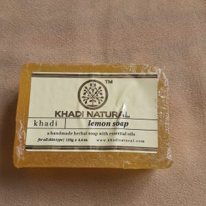 Khadi Natural Handmade Soap -Fresh feels-By vanitylove