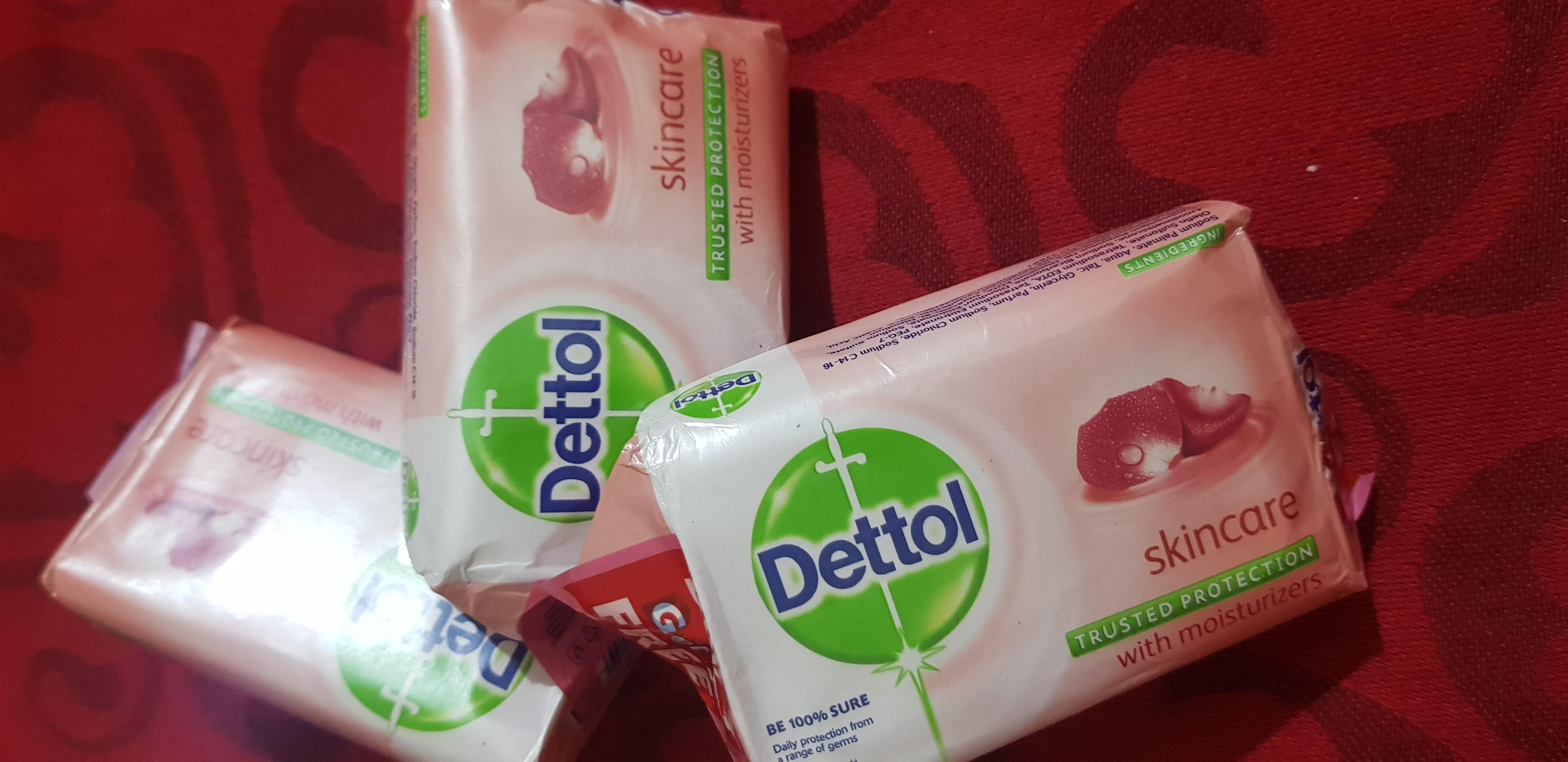 Dettol Skincare Soap-Nice soap!-By poonam_kakkar