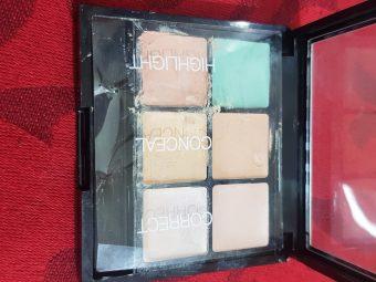 Maybelline New York Master Camo Color Correcting Kit -Colour correcting kit!-By poonam_kakkar