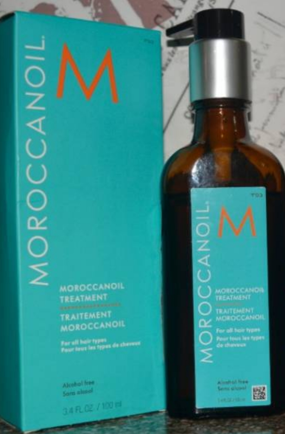 Moroccanoil Treatment-Moroccan oil-By simranwalia29