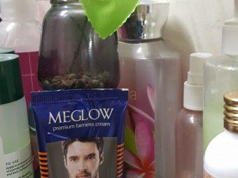 Meglow Premium Fairness Cream -Skincare for Men!-By poonam_kakkar