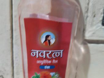 Himani Navratna Ayurvedic Oil -Stress bursting Hair oil!-By poonam_kakkar