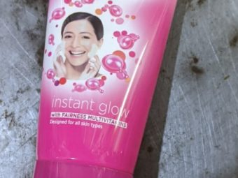 Fair & Lovely Instant Glow Clean Up Fairness Face Wash -Instant glow-By simranwalia29