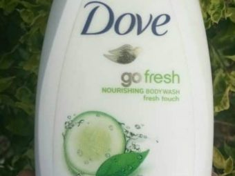 Dove Go Fresh Body Wash -Dove go fresh-By simranwalia29