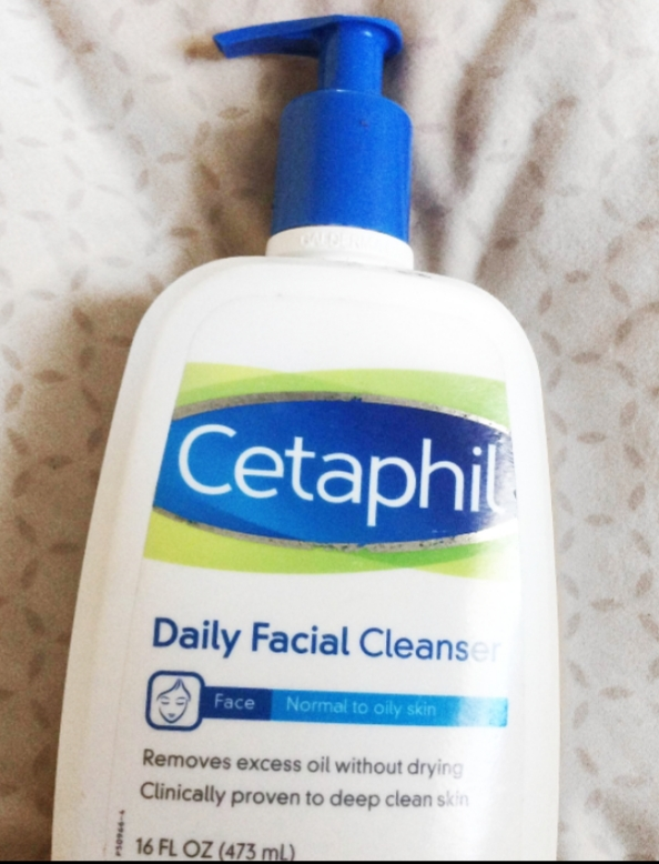 Cetaphil Daily Facial Cleanser -Facial Cleanser-By simranwalia29