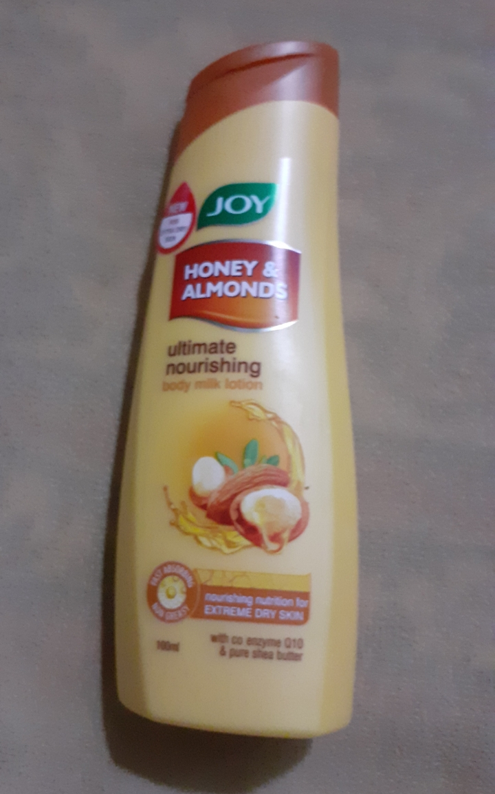Joy Honey & Almonds Nourishing Body Lotion -Keeps skin moisturized for long hours-By vanitylove
