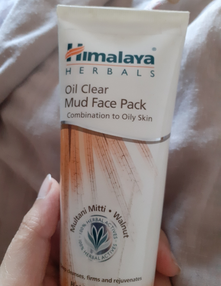 Himalaya Herbals Oil Clear Mud Face Pack-Prevents Breakouts-By vanitylove