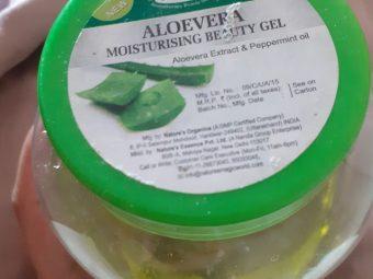 Nature's Essence Aloevera Moisturising Beauty Gel -Moisturizing Aloe Gel-By vanitylove
