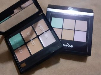 Maybelline New York Master Camo Color Correcting Kit -Creamy Formulation-By vanitylove