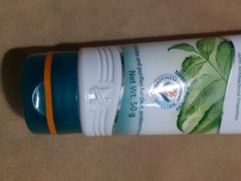 Himalaya Herbals Purifying Neem Peel Off Mask -Causes wrinkles-By vanitylove