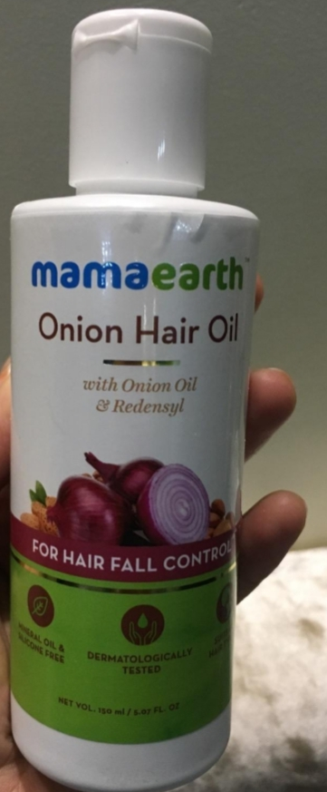fab-review-Best onion hair oil-By vanitylove