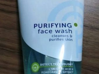 Oriflame Pure Skin Purifying Face Wash -Gentle facewash-By vanitylove