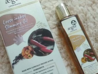 Aegte Loose Inches Anti Cellulite & Skin Toning Slimming Oil for Stomach, Hips & Thigh – 100ml -Skin toning and slimming oil-By simranwalia29