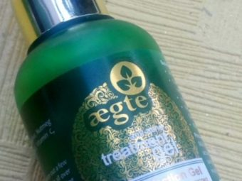 Aegte Oil Free Anti Acne Treatment Facial Skin Perfection Gel for Radiant and Glowing Skin -Anti acne gel-By simranwalia29