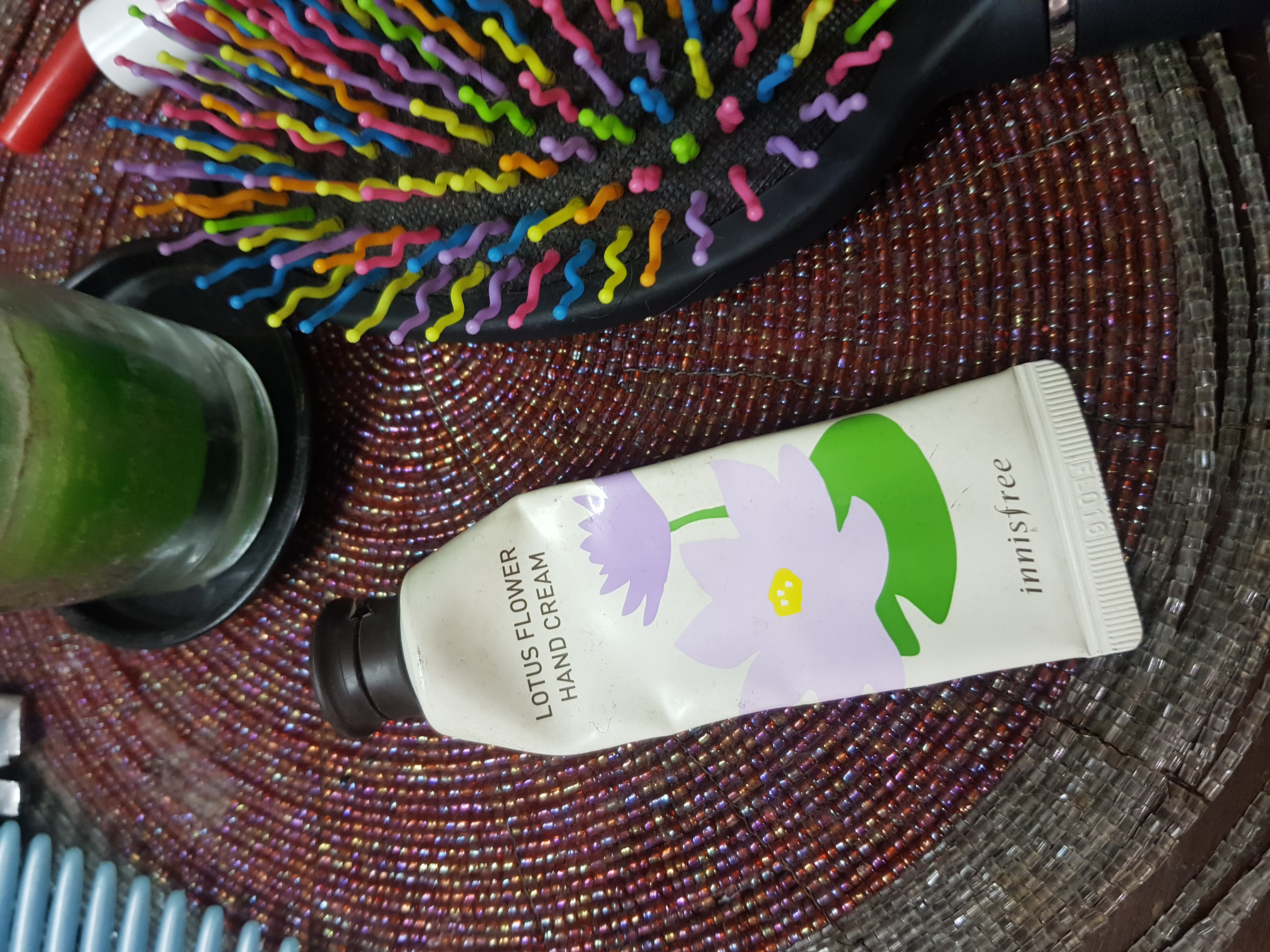 innisfree Jeju Life Perfumed Hand Cream-Perfect for Hand care!-By poonam_kakkar