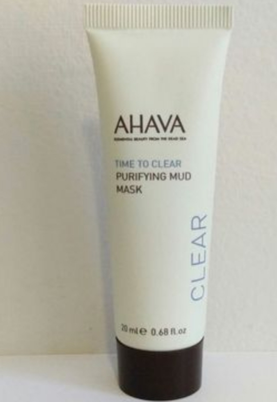 Ahava Time To Clear Purifying Mud Mask-AHAVA mud mask-By simranwalia29