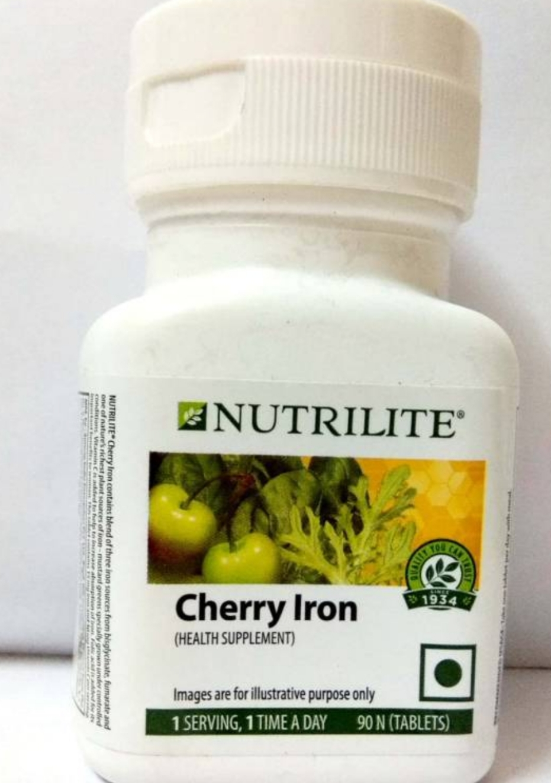 Amway Nutrilite Cherry Iron-Amway cherry iron-By simranwalia29