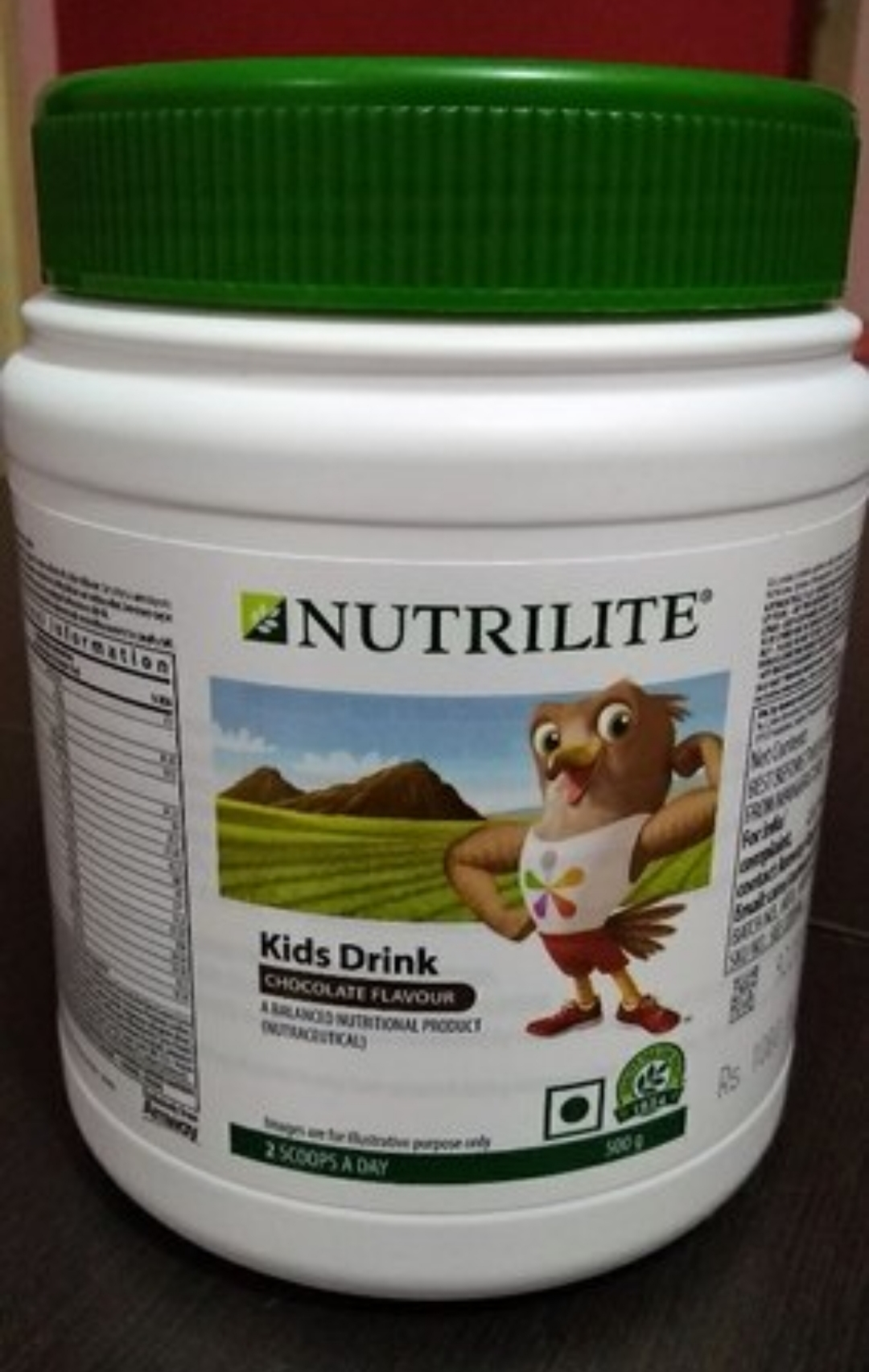 Amway Nutrilite Kids Drink Chocolate Flavour-Amway kids drink-By simranwalia29