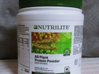 Amway Nutrilite All Plant Protein Powder -Amway protien powder-By simranwalia29