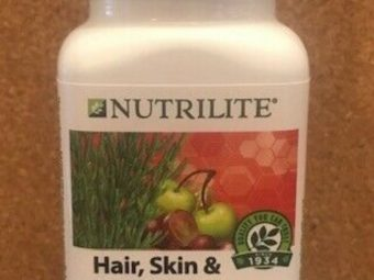 Amway Nutrilite Hair, Skin & Nails – 60 Tablets -Amway supplement-By simranwalia29