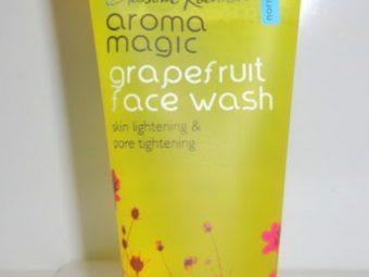 Aroma Magic Grapefruit Face Wash -Grape fruit facewash-By simranwalia29