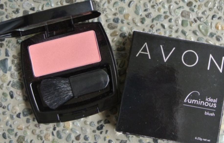 Avon True Color Luminous Blush -Avon luminous blush-By simranwalia29