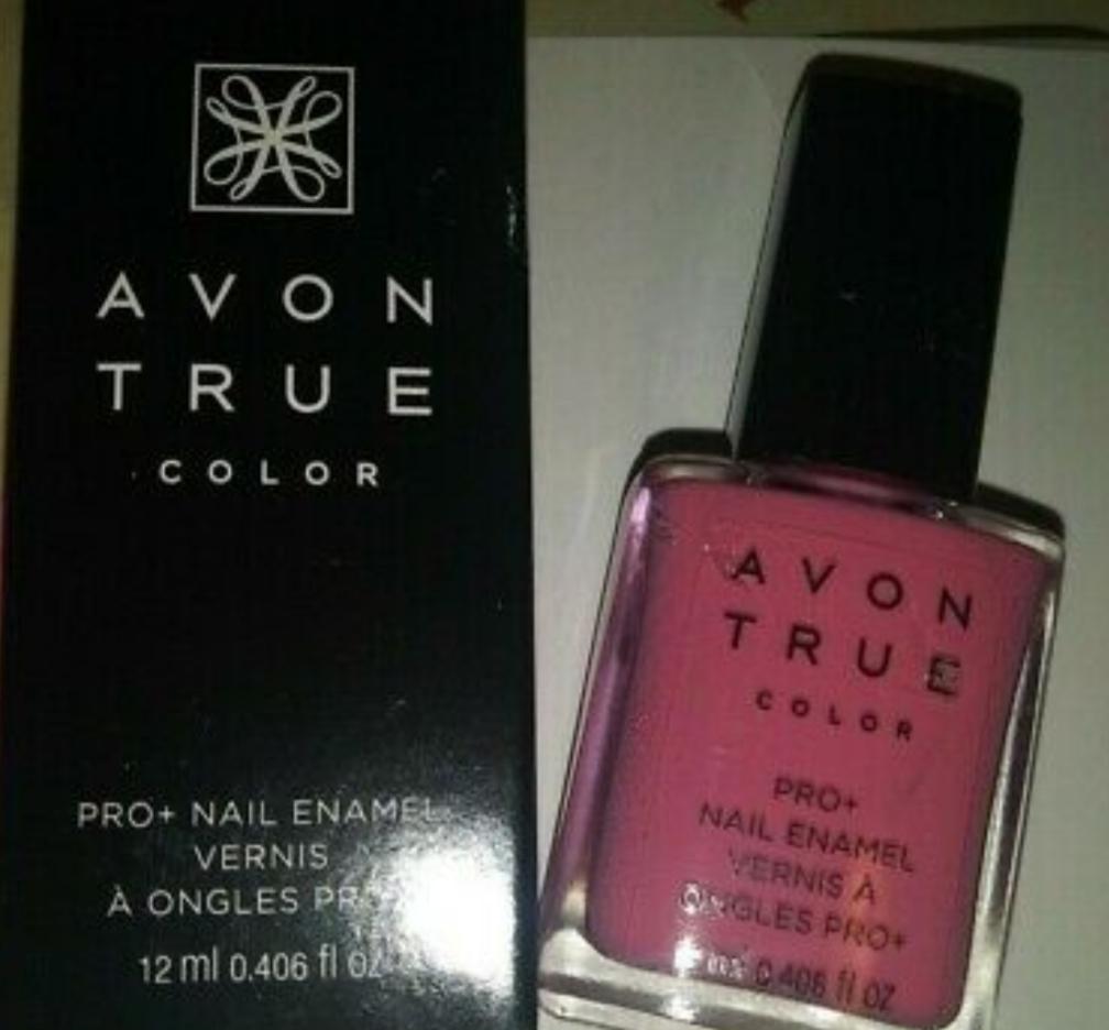 Avon True Color Pro+ Nail Enamel -Avon pro nail enamel-By simranwalia29