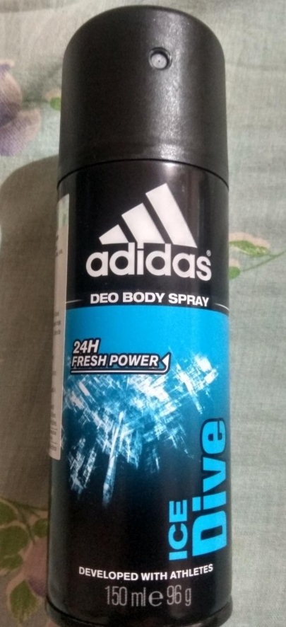 Adidas Ice Dive Deodorant Body Spray-Deo body spray-By vanitylove